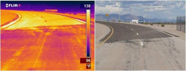 Infrared and Camera Picture
